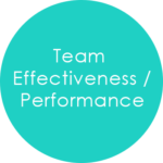 Team Effectiveness & Performance